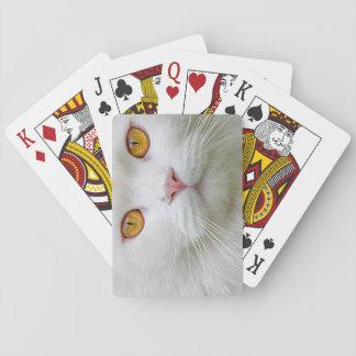 De Speelkaart van de Perzische kat Speelkaarten