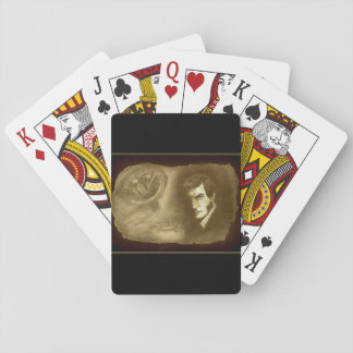 De speelkaarten van Collins van Quentin