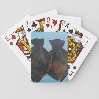 De Speelkaarten van de BOT OOK