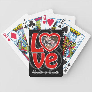 De Speelkaarten van de Douane van het Lijst van de Poker Kaarten