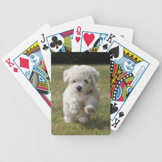 De Speelkaarten van de Hond van het Puppy van Fris Poker Kaarten