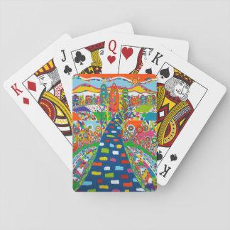 De Speelkaarten van de Horizon van Philadelphia