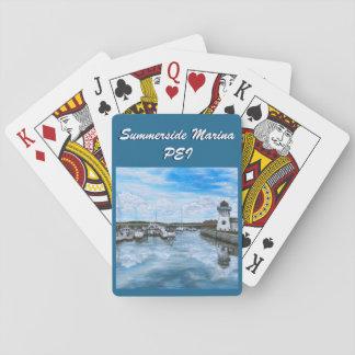 De Speelkaarten van de Jachthaven van Summerside