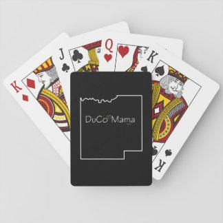 De Speelkaarten van de Mamma's van DuCo