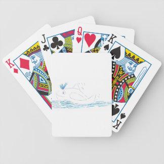 De Speelkaarten van de Walvis van Wally Pak Kaarten