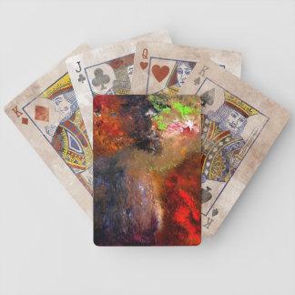 De Speelkaarten van Desarroi