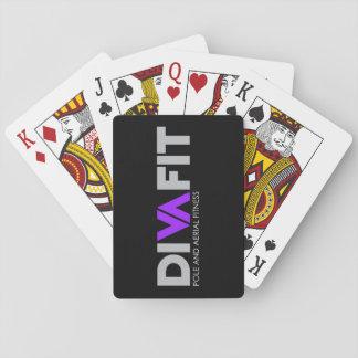 De Speelkaarten van DivaFit