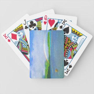De Speelkaarten van Fiji Poker Kaarten