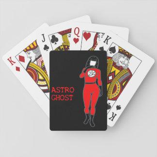 De Speelkaarten van het Spook van Astro