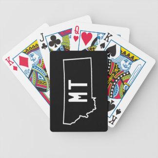 De Speelkaarten van Montana Pak Kaarten
