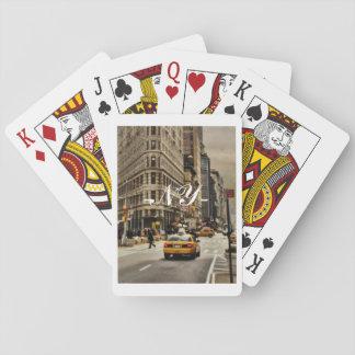 De Speelkaarten van New York