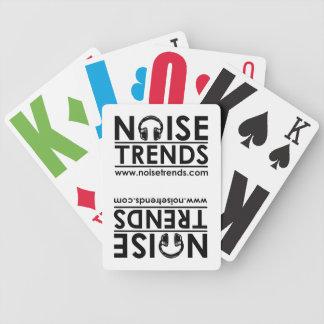 De Speelkaarten van NOISEtrends Pak Kaarten