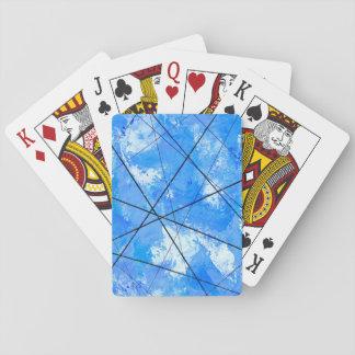 De Speelkaarten van SkyNet