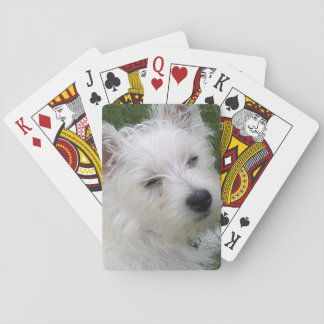 De Speelkaarten van Westie