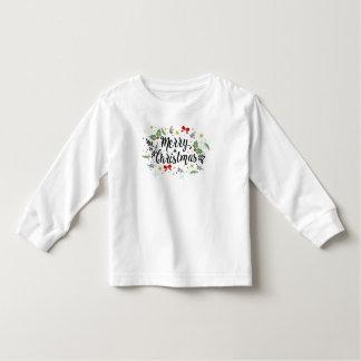 De speelse Vrolijke Lange Sleeves van het Ontwerp Kinder Shirts