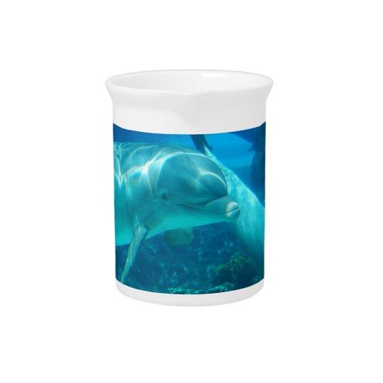 De speelse Waterkruik van Dolfijnen Drink Pitcher