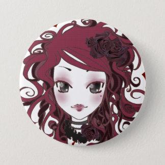 De speld van Coraline Ronde Button 7,6 Cm
