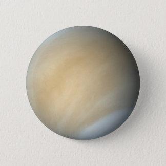 De Speld van de Planeet van het Venus Ronde Button 5,7 Cm