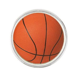 De Speld van de Revers van het basketbal Reverspeldje