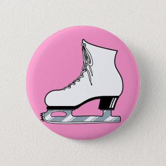 De Speld van het schaats Ronde Button 5,7 Cm