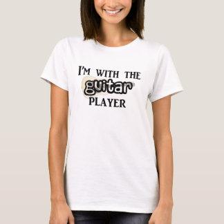De Speler van de gitaar T Shirt