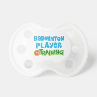 De Speler van het badminton in de Opleiding van de Speen