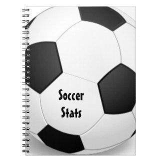 De Spiraal van het voetbal - verbindend Notitieboek
