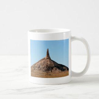 De Spits van de Rots van de Schoorsteen van Koffiemok