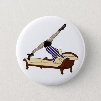 De spleet van de laag ronde button 5,7 cm