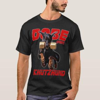 De Sporten Schutzhund van Dobe winnen terug T Shirt