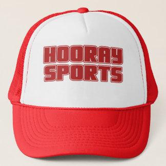 De SPORTEN van Hooray Trucker Pet
