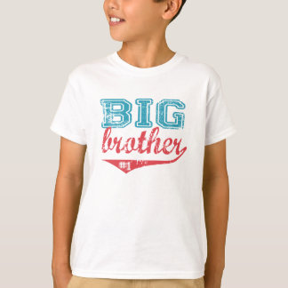 De sportieve T-shirt van de Grote Broer