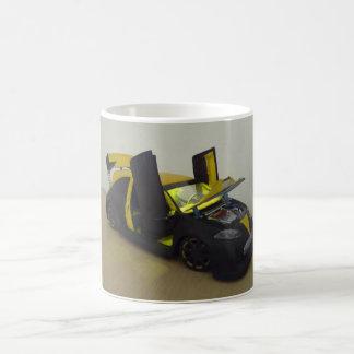 De sportmok van Renault megane Koffiemok