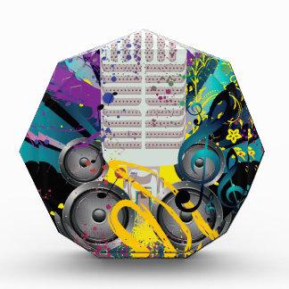 De Spreker van Grunge en Microphone3 Prijs