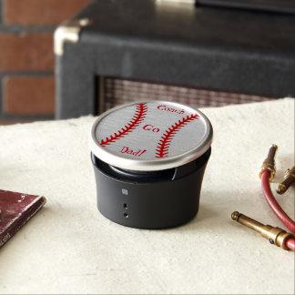 De Spreker van het Honkbal van het vaderdag Bluetooth Luidspreker