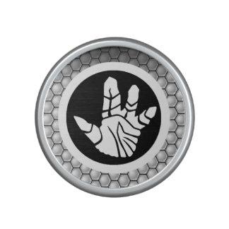 De Spreker van het Logo van Teratoma Bluetooth Speaker