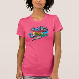 De Sprekers van de Bel van ReggaeDiscography T Shirt