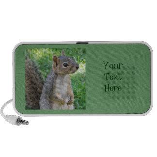 De Sprekers van de Krabbel van de eekhoorn iPhone Luidsprekers