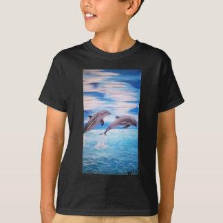 De Sprong van de dolfijn T Shirt