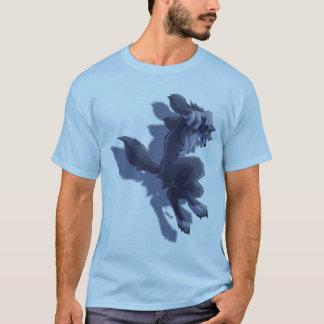 De sprong van de weerwolf t shirt