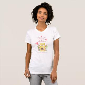 De Spruit van de fotograaf somebody T Shirt
