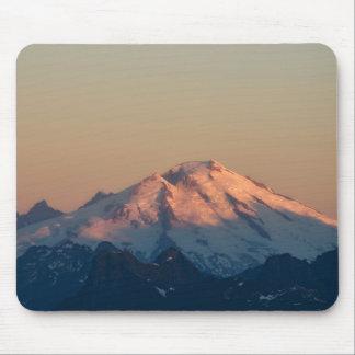 De Staat van Washington, de Cascades van het Muismat