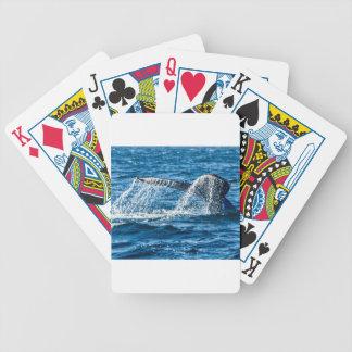 De Staat van Washington van de Walvis van de Poker Kaarten