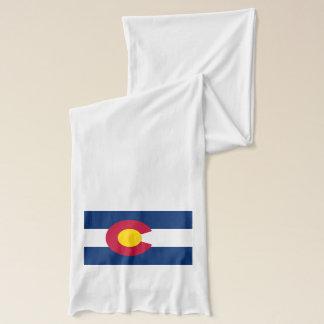 De staatsVlag van Colorado Sjaal