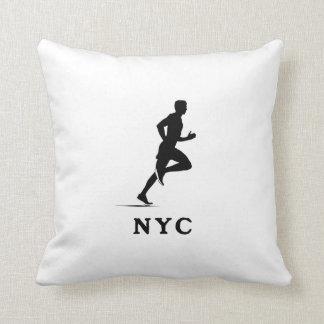 De Stad die van New York NYC in werking stellen Sierkussen