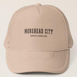 De Stad Noord-Carolina van Morehead Trucker Pet