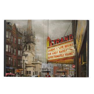 De stad - NY van Amsterdam - het Leven begint met