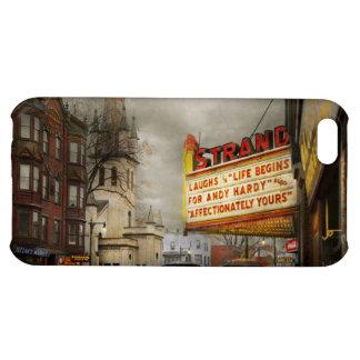De stad - NY van Amsterdam - het Leven begint met Hoesje Voor iPhone 5C