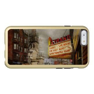 De stad - NY van Amsterdam - het Leven begint met Incipio Feather® Shine iPhone 6 Hoesje