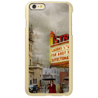 De stad - NY van Amsterdam - het Leven begint met Incipio Feather® Shine iPhone 6 Plus Hoesje